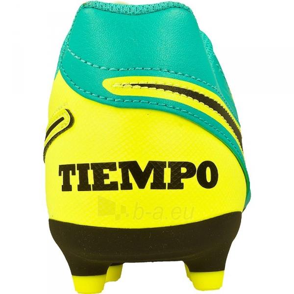 Futbolo bateliai Nike Tiempo Rio III FG Jr 819195-307 Paveikslėlis 2 iš 3 310820042132