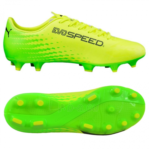 Futbolo bateliai Puma Evo Speed 17.4 FG 104017 01 Paveikslėlis 1 iš 4 310820218566