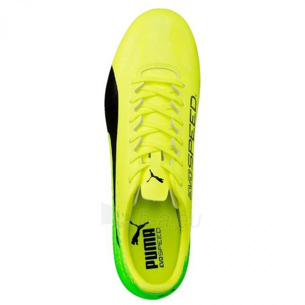Futbolo bateliai Puma Evo Speed 17.4 FG 104017 01 Paveikslėlis 2 iš 4 310820218566