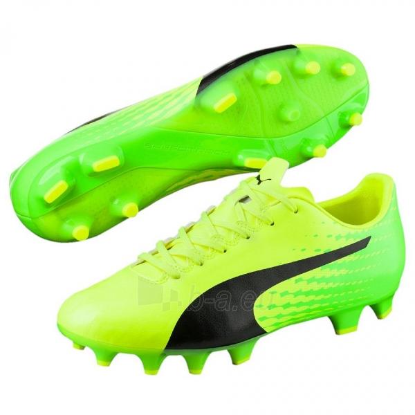 Futbolo bateliai Puma Evo Speed 17.4 FG 104017 01 Paveikslėlis 4 iš 4 310820218566
