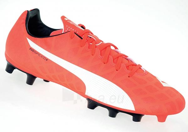 Futbolo bateliai PUMA EVO Speed 5.4 FG 103286 01 Paveikslėlis 2 iš 4 310820141424