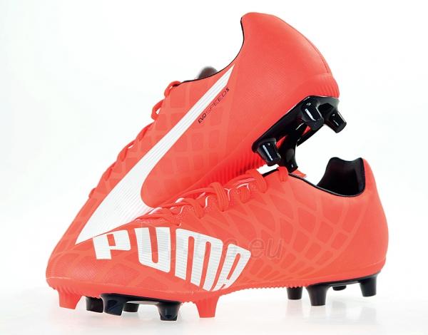 Futbolo bateliai PUMA EVO Speed 5.4 FG 103286 01 Paveikslėlis 4 iš 4 310820141424