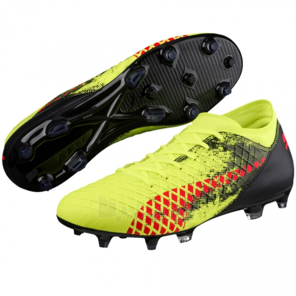 Futbolo bateliai Puma Future 18.4 FG AG 104344 01 Paveikslėlis 5 iš 5 310820218563