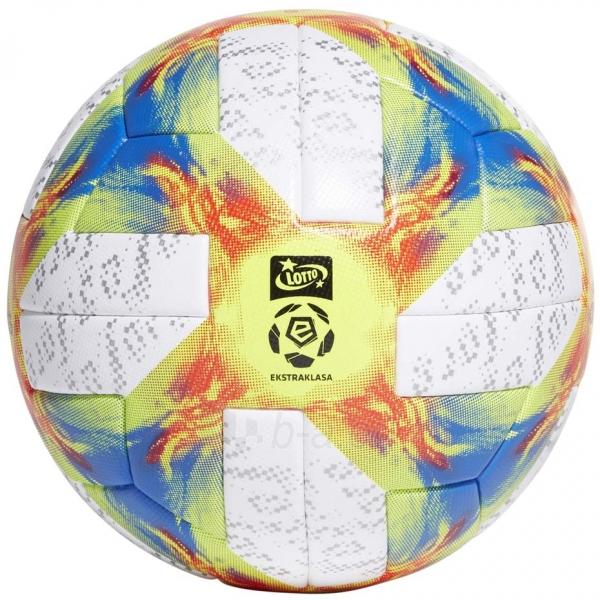 Futbolo kamuolys adidas Conext 19 OMB Ekstraklasa ED4933 Paveikslėlis 2 iš 7 310820175240