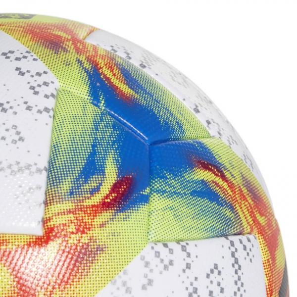 Futbolo kamuolys adidas Conext 19 OMB Ekstraklasa ED4933 Paveikslėlis 4 iš 7 310820175240