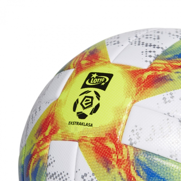Futbolo kamuolys adidas Conext 19 OMB Ekstraklasa ED4933 Paveikslėlis 5 iš 7 310820175240
