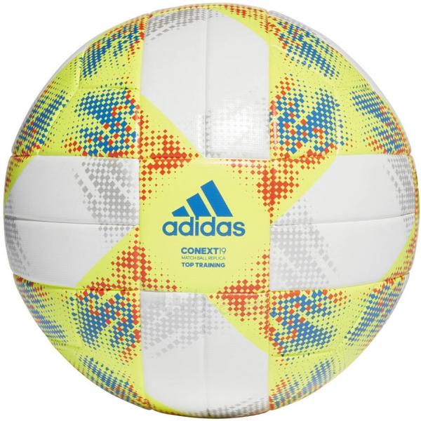 Futbolo kamuolys adidas Conext 19 TTRN DN8637 Paveikslėlis 1 iš 5 310820173703