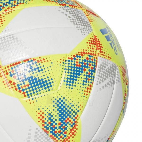Futbolo kamuolys adidas Conext 19 TTRN DN8637 Paveikslėlis 5 iš 5 310820173703