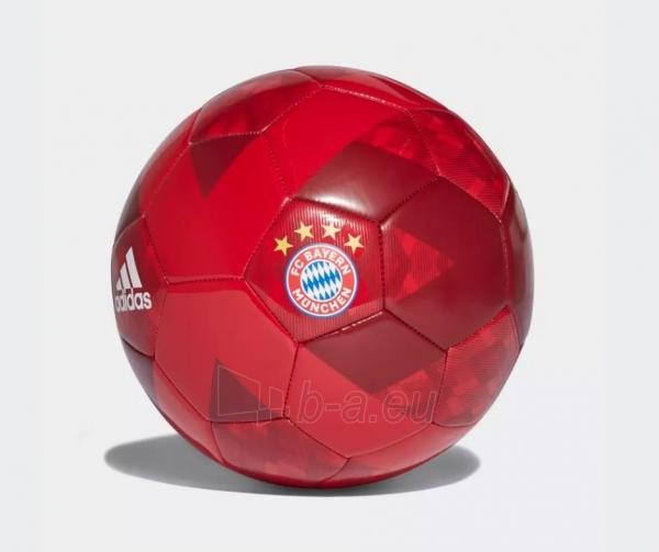 Futbolo kamuolys adidas FC BAYERN CW4155 raudonas Paveikslėlis 1 iš 5 310820154494