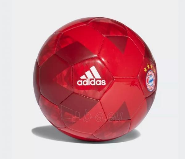 Futbolo kamuolys adidas FC BAYERN CW4155 raudonas Paveikslėlis 2 iš 5 310820154494