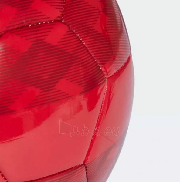 Futbolo kamuolys adidas FC BAYERN CW4155 raudonas Paveikslėlis 5 iš 5 310820154494