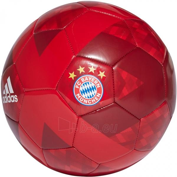 Futbolo kamuolys adidas FC Bayern FBL CW4155 Paveikslėlis 1 iš 4 310820173642