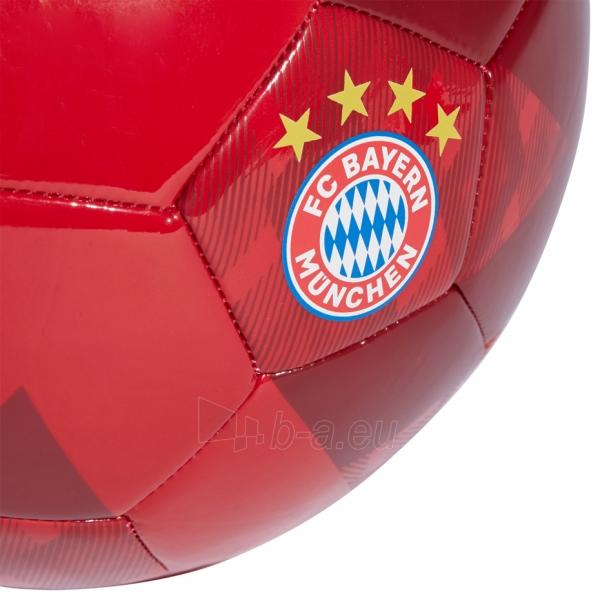 Futbolo kamuolys adidas FC Bayern FBL CW4155 Paveikslėlis 4 iš 4 310820173642