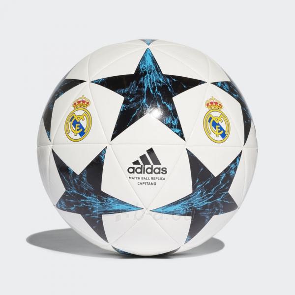 Futbolo kamuolys ADIDAS Final 17 Capitano Real Madryt BS3448 Paveikslėlis 1 iš 5 310820147122