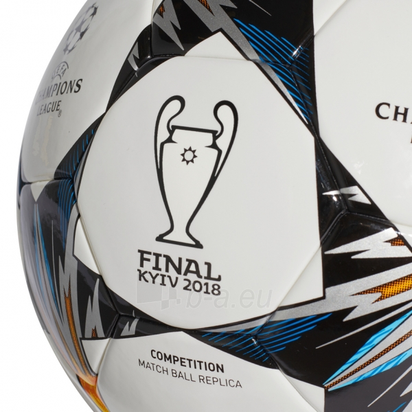 Futbolo kamuolys adidas Finale Kiev Competition CF1205 Paveikslėlis 5 iš 5 310820173888
