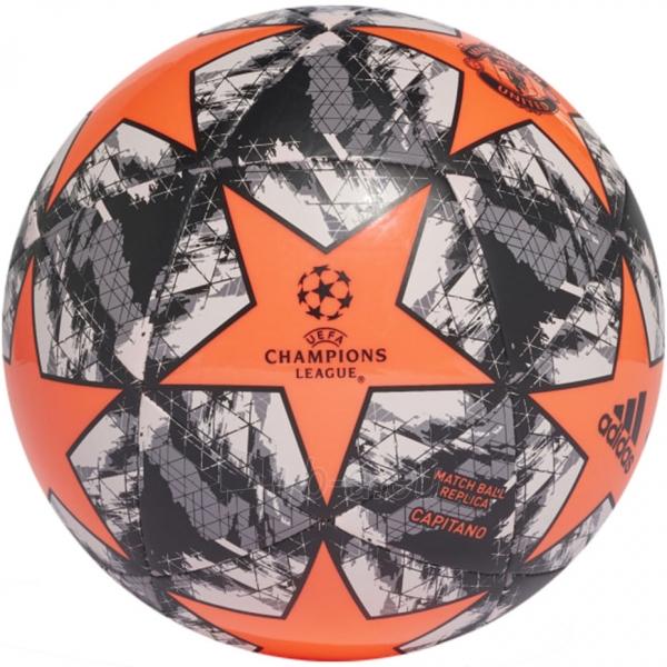 Futbolo kamuolys adidas Finale Manchester United Capitano DY2538 Paveikslėlis 2 iš 5 310820200268