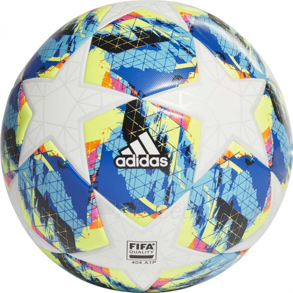 Futbolo kamuolys adidas Finale Top Training DY2551 Paveikslėlis 2 iš 5 310820186338