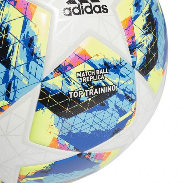 Futbolo kamuolys adidas Finale Top Training DY2551 Paveikslėlis 3 iš 5 310820186338