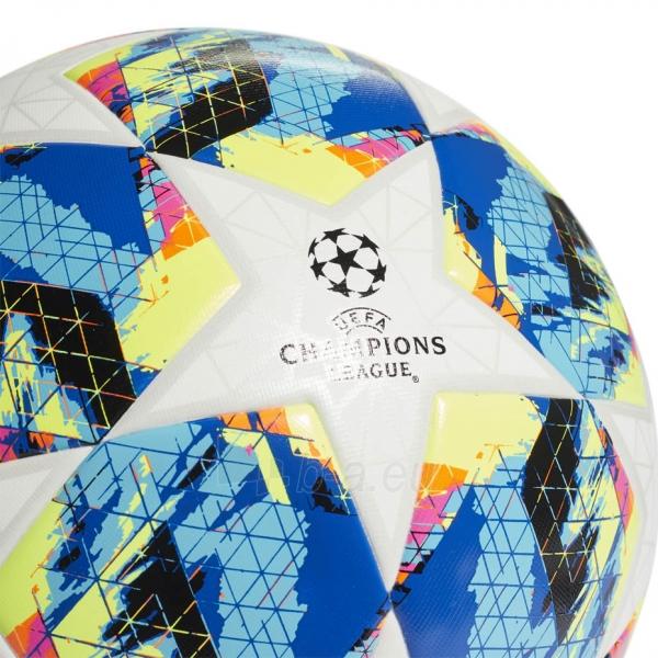 Futbolo kamuolys adidas Finale Top Training DY2551 Paveikslėlis 4 iš 5 310820186338