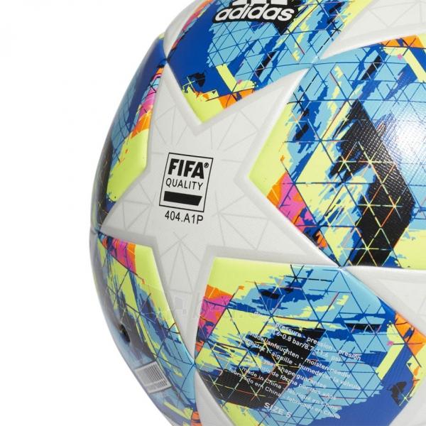 Futbolo kamuolys adidas Finale Top Training DY2551 Paveikslėlis 5 iš 5 310820186338