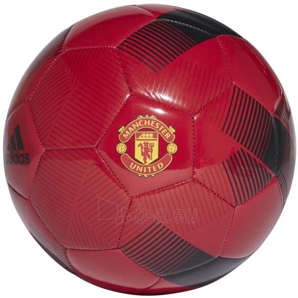 Futbolo kamuolys adidas MUFC FBL CW4154 Paveikslėlis 1 iš 4 310820173716