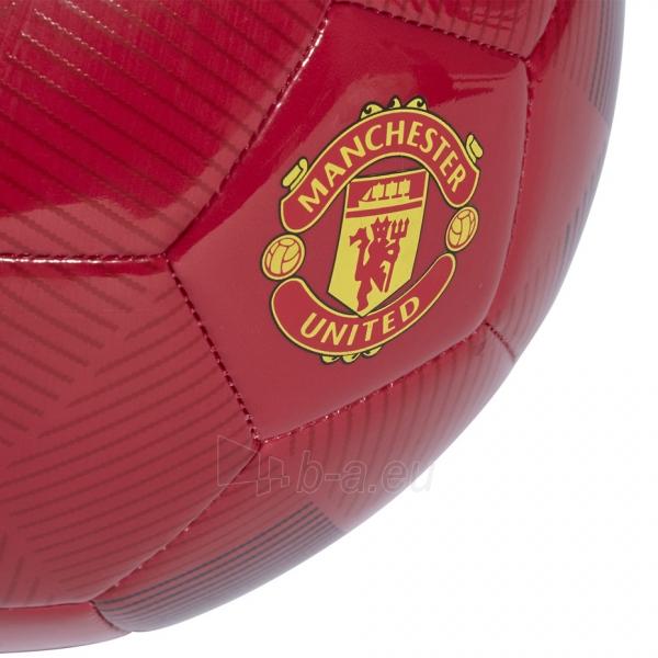 Futbolo kamuolys adidas MUFC FBL CW4154 Paveikslėlis 4 iš 4 310820173716