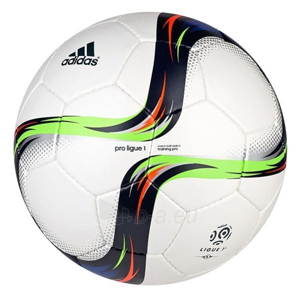Futbolo kamuolys adidas Pro Ligue 1 Training S90247 Paveikslėlis 1 iš 1 310820001430
