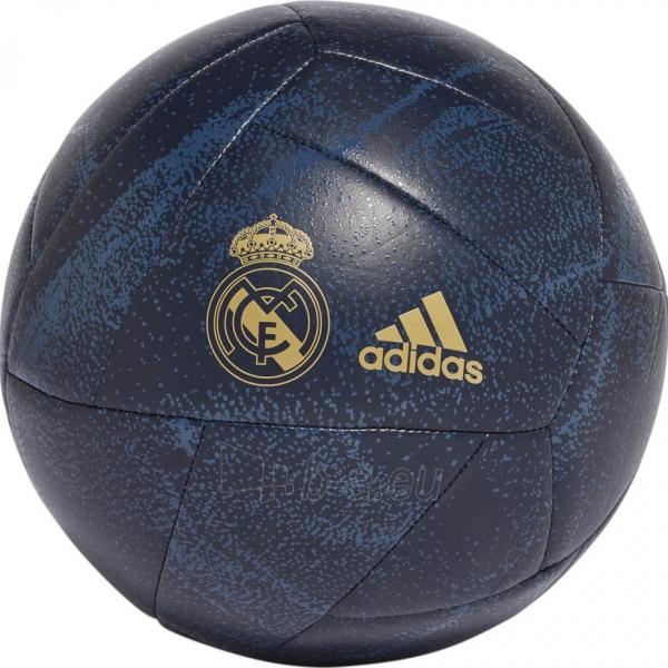 Futbolo kamuolys adidas Real Madrid Capitano Away EC3035 Paveikslėlis 1 iš 4 310820184531