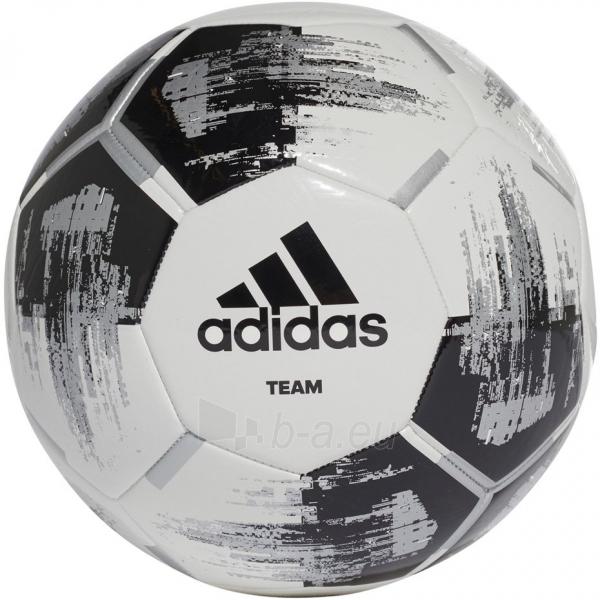 Futbolo kamuolys adidas TEAM GLIDER CZ2230 white, black logo Paveikslėlis 1 iš 2 310820208356