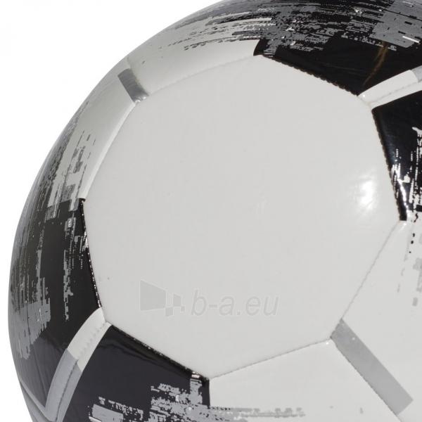Futbolo kamuolys adidas TEAM GLIDER CZ2230 white, black logo Paveikslėlis 2 iš 2 310820208356