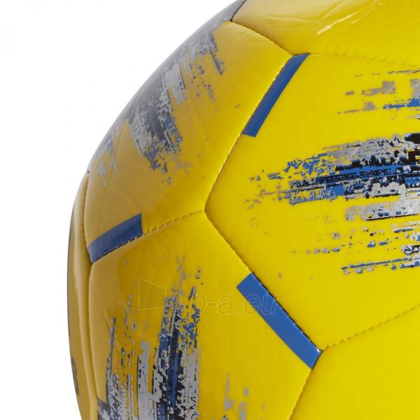 Futbolo kamuolys adidas TEAM JS350 CZ9571 Paveikslėlis 4 iš 4 310820173693