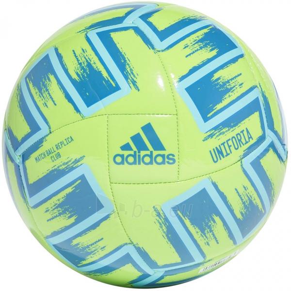 Futbolo kamuolys adidas Uniforia Club FH7354 Paveikslėlis 1 iš 5 310820200266