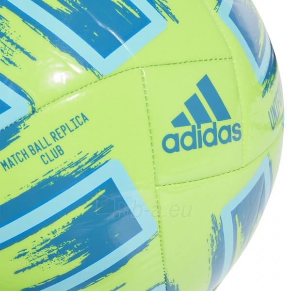 Futbolo kamuolys adidas Uniforia Club FH7354 Paveikslėlis 3 iš 5 310820200266