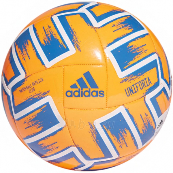 Futbolo kamuolys adidas Uniforia Club FP9705 Paveikslėlis 1 iš 5 310820200261