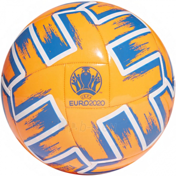 Futbolo kamuolys adidas Uniforia Club FP9705 Paveikslėlis 2 iš 5 310820200261