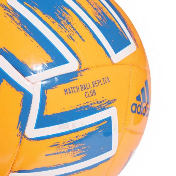 Futbolo kamuolys adidas Uniforia Club FP9705 Paveikslėlis 4 iš 5 310820200261