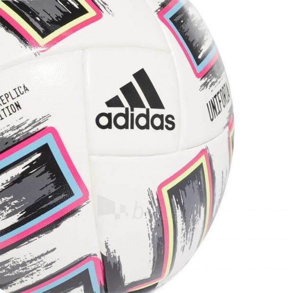 Futbolo kamuolys adidas Uniforia Competition Euro 2020 FJ6733 Paveikslėlis 3 iš 3 310820199443
