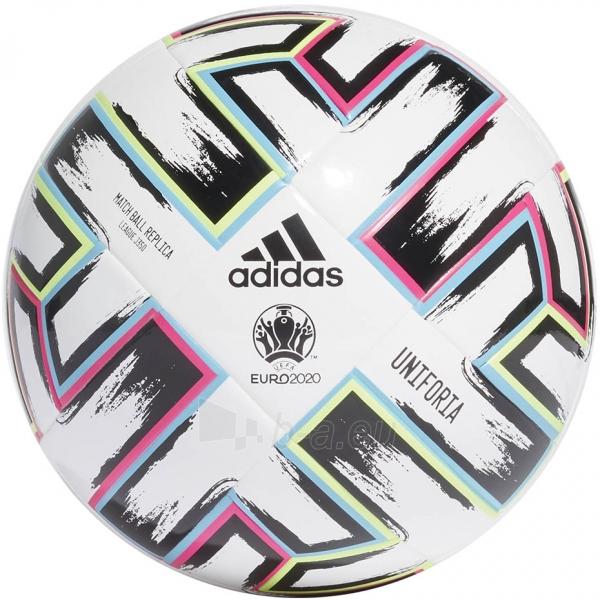 Futbolo kamuolys adidas Uniforia League JR 350 g FH7357 Paveikslėlis 1 iš 5 310820200255