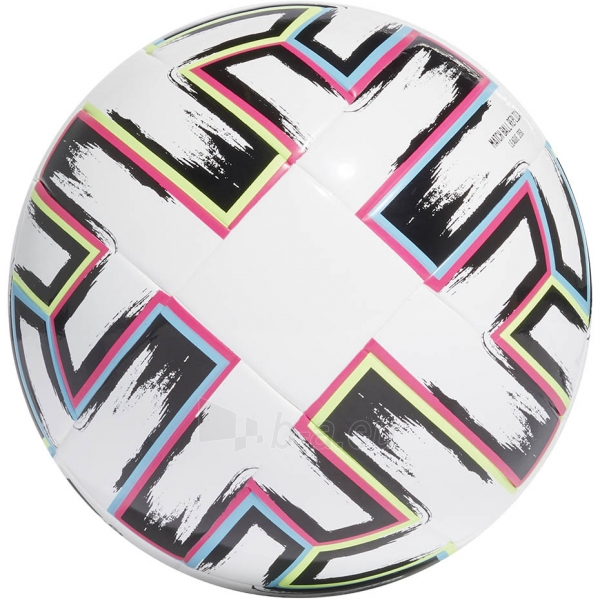 Futbolo kamuolys adidas Uniforia League JR 350 g FH7357 Paveikslėlis 2 iš 5 310820200255