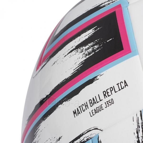 Futbolo kamuolys adidas Uniforia League JR 350 g FH7357 Paveikslėlis 5 iš 5 310820200255