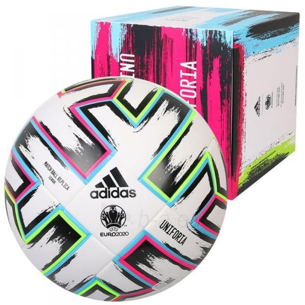 Futbolo kamuolys adidas Uniforia League XMAS Euro 2020 FH7376 Paveikslėlis 1 iš 3 310820199446