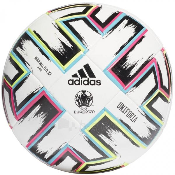 Futbolo kamuolys adidas Uniforia League XMS FH7376 Paveikslėlis 1 iš 5 310820200257