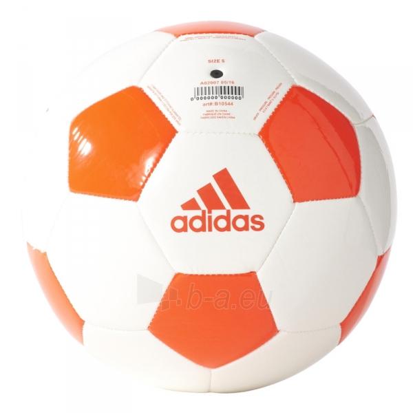 Futbolo kamuolys EPP II size 5 oranžinė Paveikslėlis 1 iš 1 310820082157