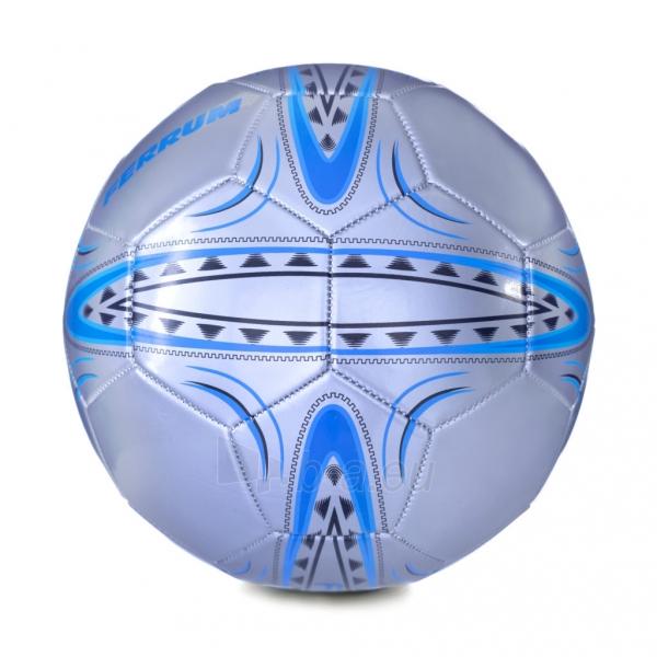 Futbolo kamuolys Ferrum mėlynas Paveikslėlis 5 iš 7 310820101604