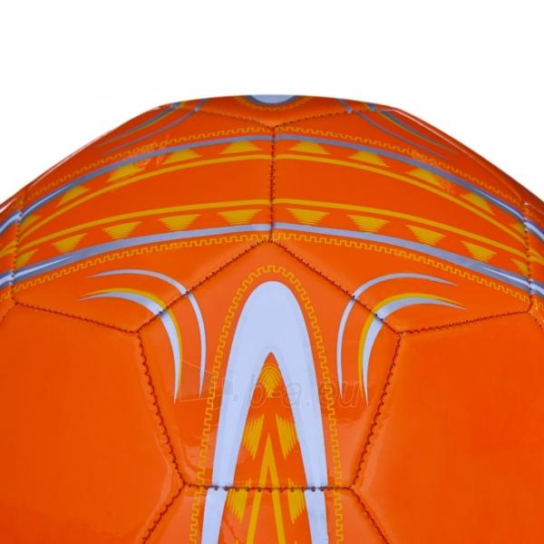 Futbolo kamuolys Ferrum oranžinis Paveikslėlis 2 iš 7 310820101681
