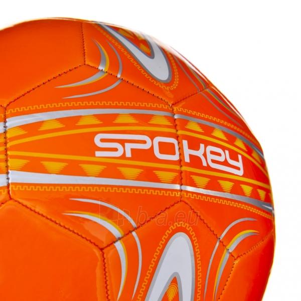 Futbolo kamuolys Ferrum oranžinis Paveikslėlis 6 iš 7 310820101681