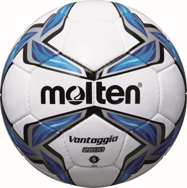 Futbolo kamuolys Molten F5V2800 Paveikslėlis 1 iš 1 310820023486