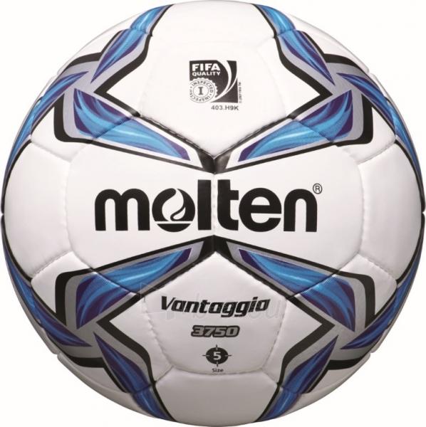 Futbolo kamuolys Molten F5V3750 Paveikslėlis 1 iš 1 310820023487
