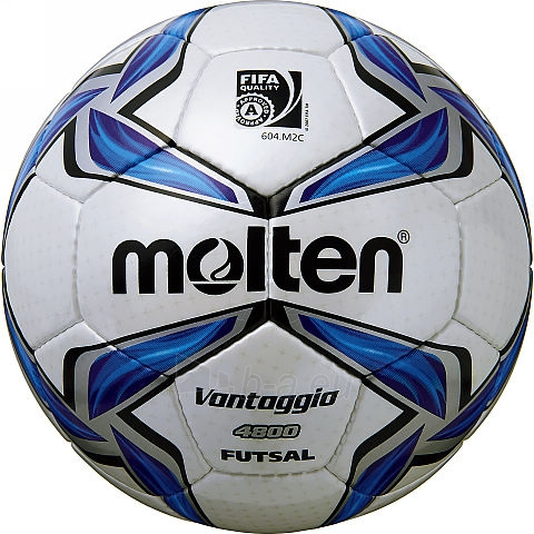 Futbolo kamuolys MOLTEN FUTSAL F9V4800 Paveikslėlis 1 iš 1 310820178247