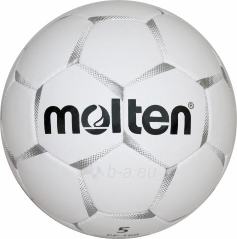 Futbolo kamuolys Molten PF-160SLV5 Paveikslėlis 1 iš 1 310820023488